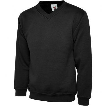 V neck sweatshirts